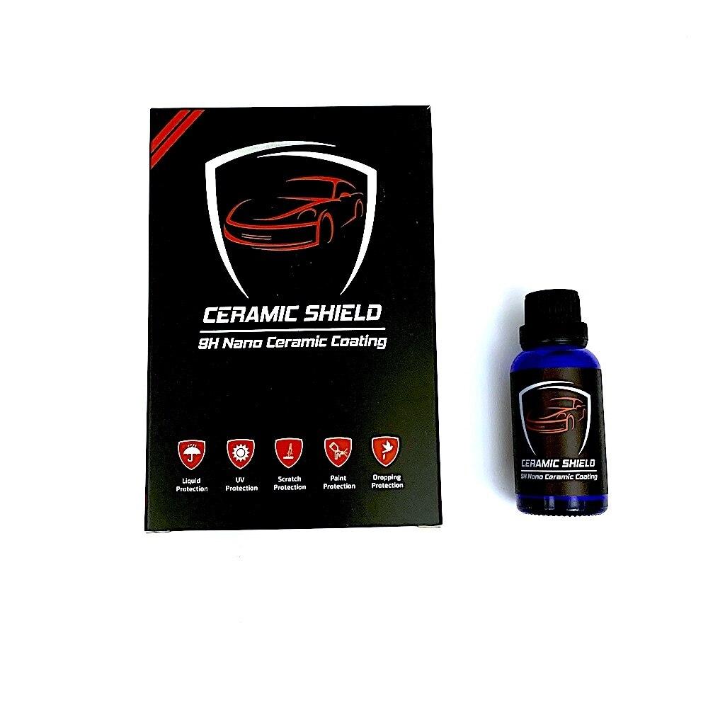 Ceramic Shield 9H nano ceramic coating