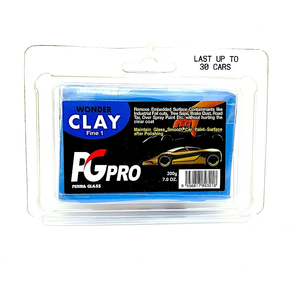PG Pro Perma Glass Wonder Clay Fine No.1